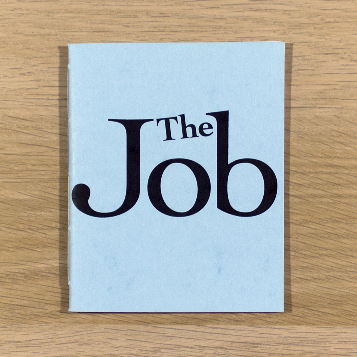 The Job, cover
