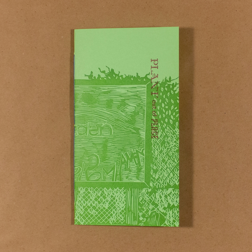 Plant Out of Place front cover