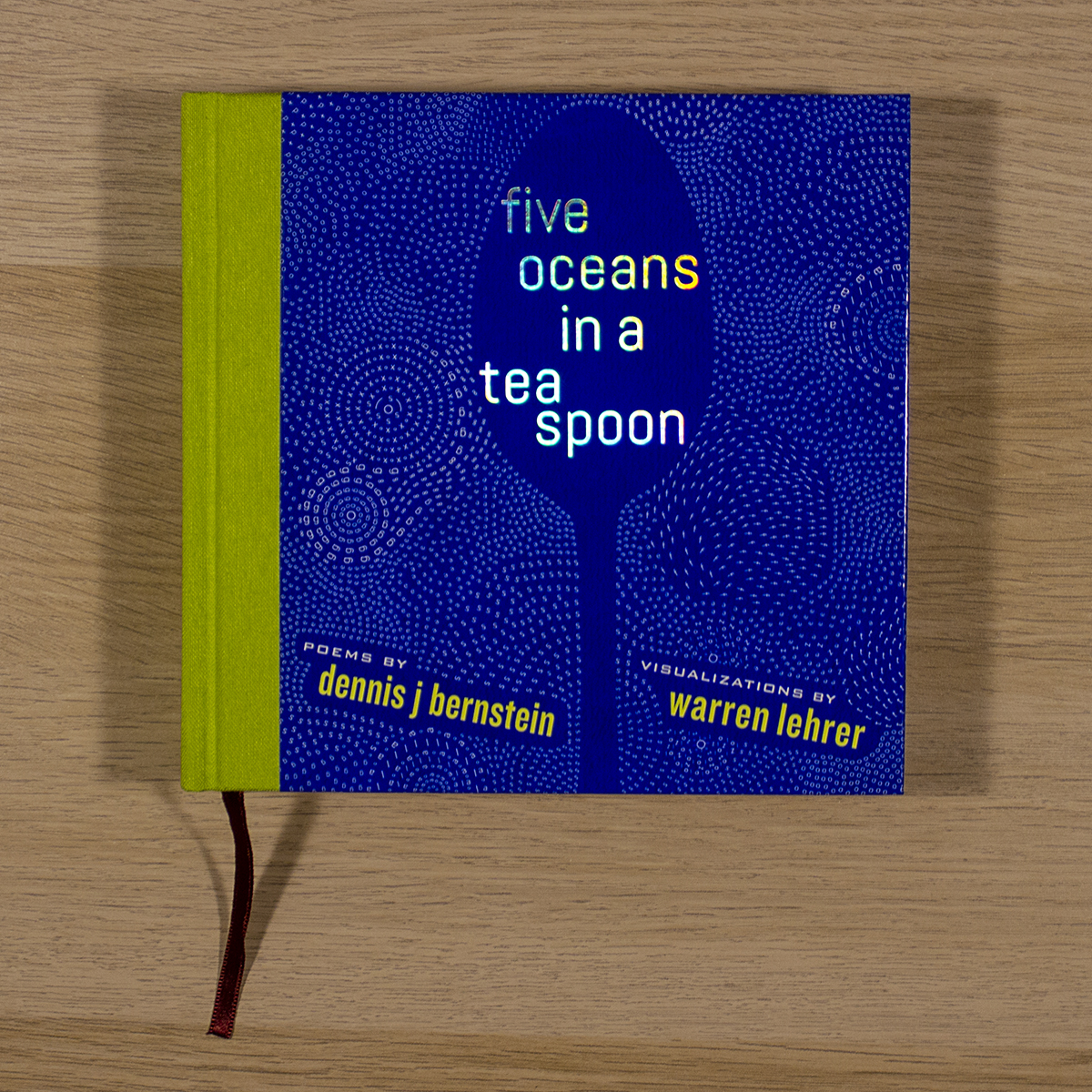 Five Oceans in a Teaspoon cover
