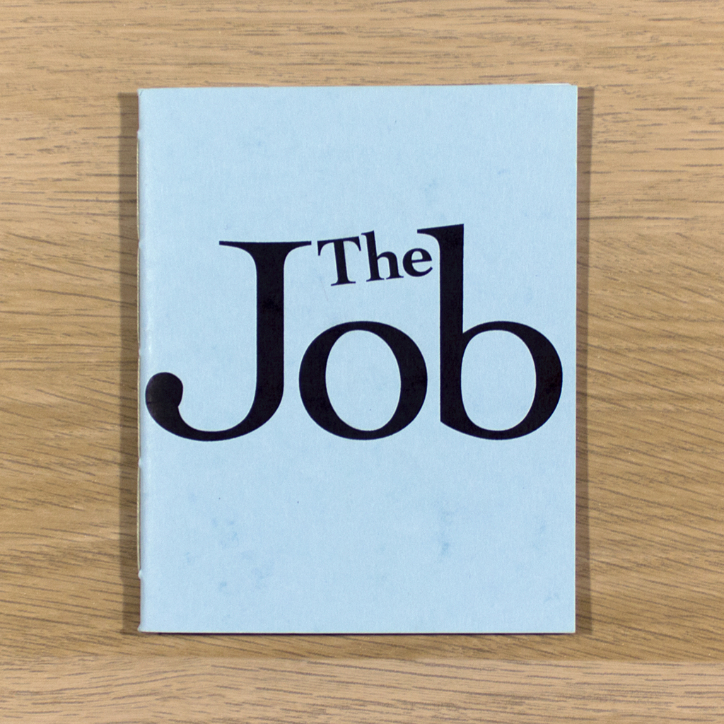 The Job, front cover